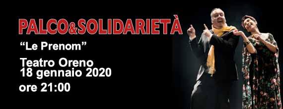 Le Prenom – Gennaio 2020 TEATRORENO