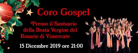 Coro Gospel – Dicembre 2019