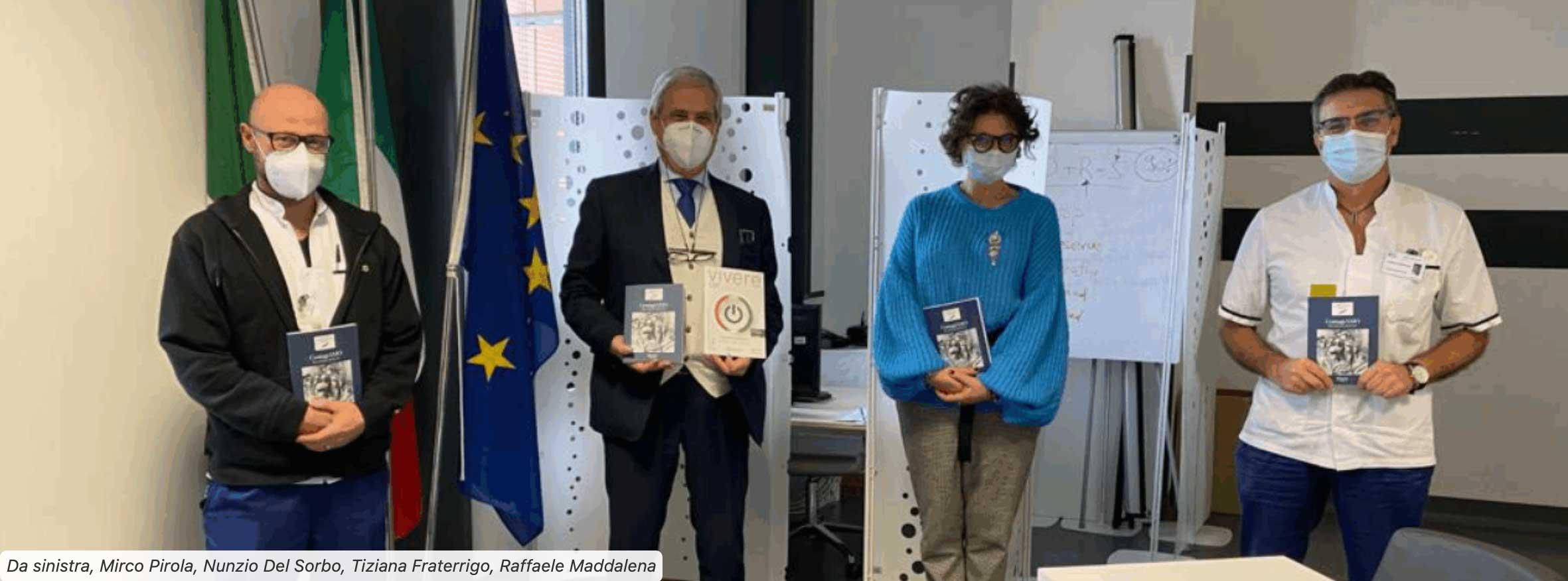 """""""ContagiAMO"""" –  IL LIBRO – esperienze sulla pandemia"""